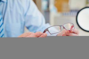 Conferência de óculos