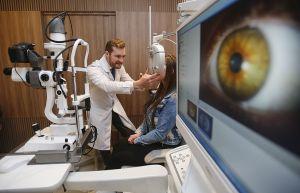80% dos casos de cegueira podem ser prevenidos — Foto: Jonathan Campos