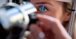 exame oftalmologica cegeira catarata glaucoma