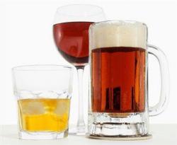 Álcool, prejuízo também para sua visão