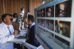 Cirurgia corrige os problemas de visão que afetam policiais militares