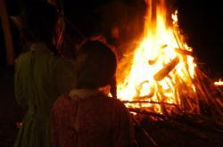 Cuidado com os olhos das crianças nas festas juninas