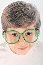 60% das causas de cegueira infantil são evitáveis