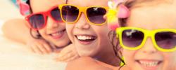 Além da pele, os olhos também merecem atenção especial no verão