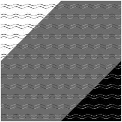 """Esta bizarra ilusão de ótica revela se você tem """"cegueira de curvatura"""""""