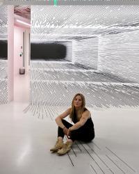 Ilusões de ótica incompreensíveis são criadas usando simples linhas